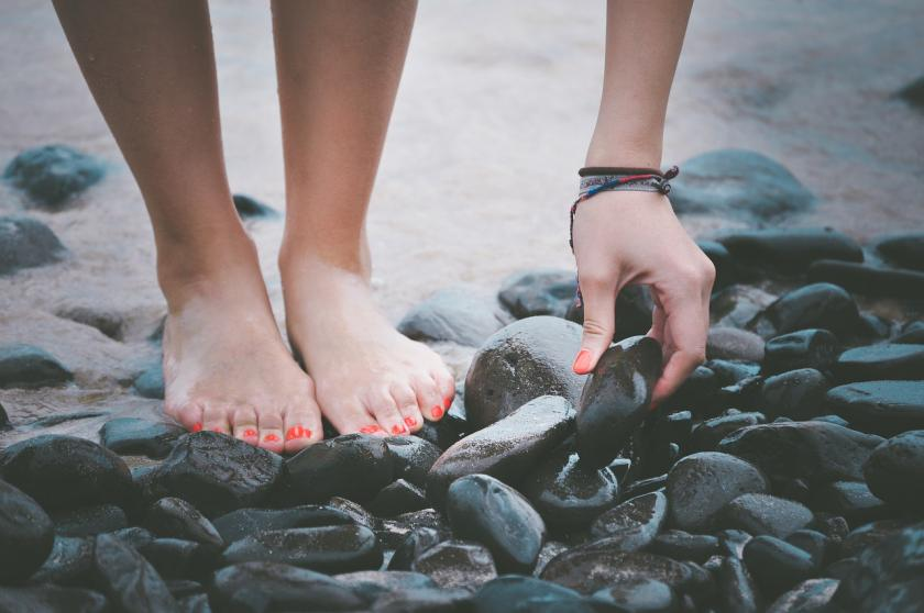 What do your feet have to do with mindfulness?